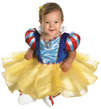Snow White , Infant Costume , 12 to 18 MONTHS , Free Shipping - ₨2,942.26 INR