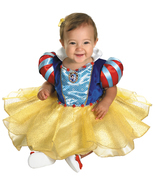 Snow White , Infant Costume , 12 to 18 MONTHS , Free Shipping - £31.23 GBP