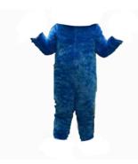 Cookie Monster Adulto Disfraz de Mascota Body Fiesta Cumpleaños Halloween - $59.65