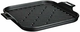 Central Tokiwa steak grill CR-18 iron castings made in Japan AST35 - $92.22