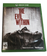 Microsoft Game The evil within - $9.99