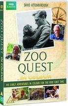 Zoo Quest in Colour 1954-1963 David Attenborough BBC Documentary Series ... - $25.95