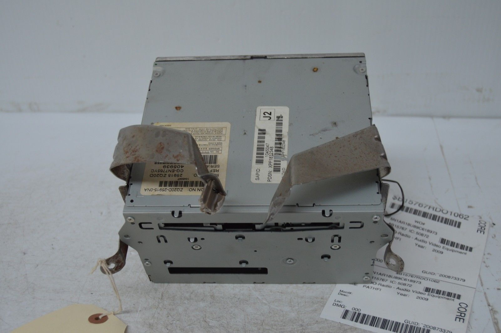 Ns40d2 Nissan Outboard Electric Parts Cd Unit Diagram And Parts