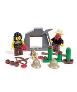 9349 Lego Gold Prospectors Lot of 2 Fairy Tale Hist Minifig Repl ww015 w... - $11.75
