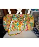Vera Bradley large stroll around baby tote bag in Provencal - $72.00