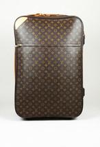"""Louis Vuitton """"Pegase 65"""" Monogram Coated Canvas Suitcase - $2,060.00"""