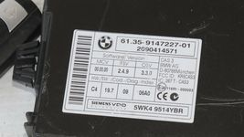 07-10 BMW 128i DME ECU EWS Key Immobilizer Ignition Set - Auto Trans image 4