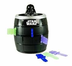 Star Wars Crisis One Shot Toy Tomy Pop Up Darth Game Black Limited Japan - $51.41