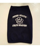 Doggie Skins Dog T Shirt Penn State Athletic Department Pup Medium 11 to... - $19.78