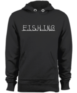 Fishing Heartbeat Pullover Hoodie Fisherman Sweatshirts Angler Sweaters ... - $43.95