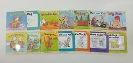 Hooked On Phonics Learn To Read Yellow HOP Book Companion 1 through 14 - $12.64