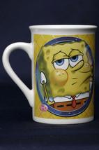 SpongeBob Coffee Mug 2014 Viacom - $6.79