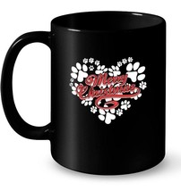 Dog Cat Paws Christmas Funny Merry Christmas Gift Coffee Mug - $13.99+