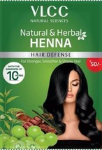 orignal  VLCC Natural & Herbal Henna mehandi 120 gm  X 3 PACK******* - $18.68