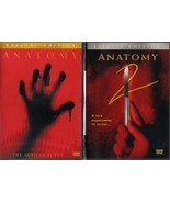 Anatomie 1 & 2 - Horror / Franke Potente - Neu 2 DVD Set - $24.77