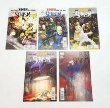 X-men Schism 1 2 3 & 5 Prelude 1 September 2011 Marvel Comic Book Lot - $23.21