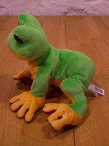 "NICE!! GANZ TREE FROG 7"" Plush Stuffed Animal Webkinz - $15.35"