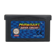 Mario Kart Super Circuit GBA Game Boy Advance Reproduction Cartridge EU ... - $11.99