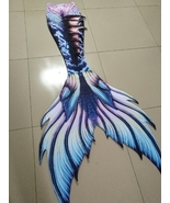 2018 Amazing Swimmable Mermaid Tail for Kids Women with Monofin,Mermaid ... - $99.99+
