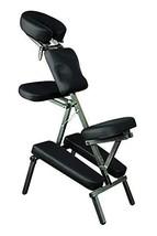 NRG Grasshopper Portable Massage Chair Black New in Box  - $169.00