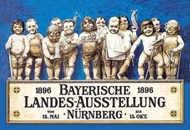 Bavarian National Exhibition by Richard Riemerschmid - Art Print - $19.99+