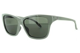 Oakley Hold On Sunglasses OO9298-05 Light Olive Frame W/ Dark Grey Lens - $39.59