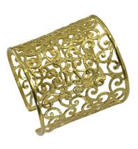 resplendent Plain Gold Plated multi Bangle Glass wholesale US - $13.16