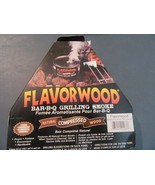 Flavorwood BBQ Grilling Smoke Apple Hickory Mesquite Compressed Wood 3 Cans - $5.00