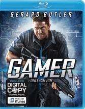 Gamer (Blu Ray)(Ff/Eng/Eng Sub/Fren/Span Sub/5.1 7.1 Dts-Hd)