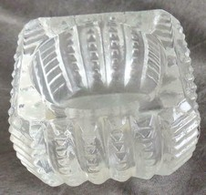 Antique Cambridge Glass Open salt Cellar - VGC - GORGEOUS GLASS COLLECTIBLE - $16.82