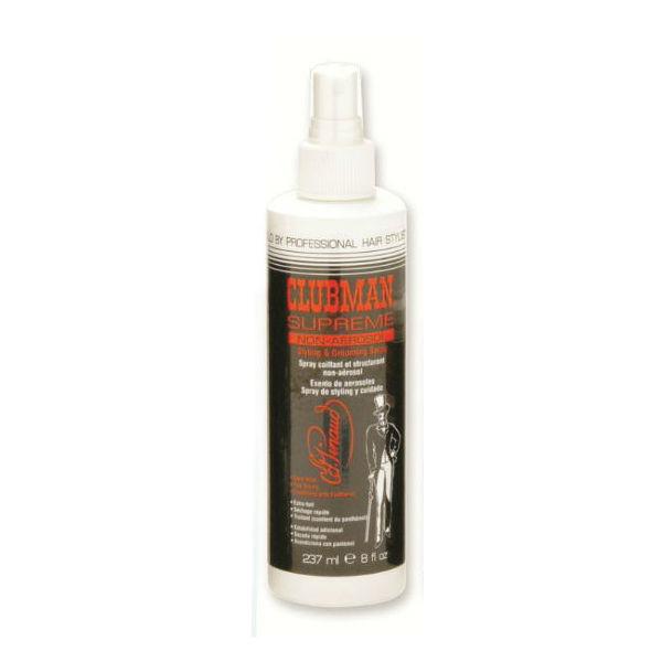 Clubman Supreme Non-Aerosol Hairspray, 8 oz