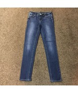 Girl's Justice Premium Jeans Sz 14S Gently Used - $5.50