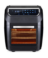 Multi cooker 11.6qt Air Fryer XL Oven Rotisserie Dehydrator 8 in 1 Acces... - $192.00
