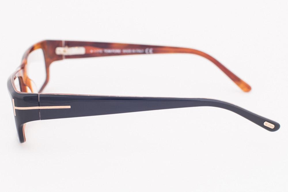 Tom Ford 5137 005 Black Eyeglasses TF5137 005 54mm