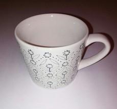 IKEA Fargiik 15199 Replacement Mug Off White Cornflower Blue Swedish fol... - $1.99