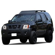 FLASHTECH for Nissan Xterra 05-14 Xenon Brightest White LED Halo Ring He... - $146.02