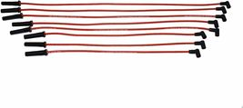 Chevy GMC SBC BBC Pro Series R2R Distributor 327 350 396 454 8mm Spark Plug Kit image 6