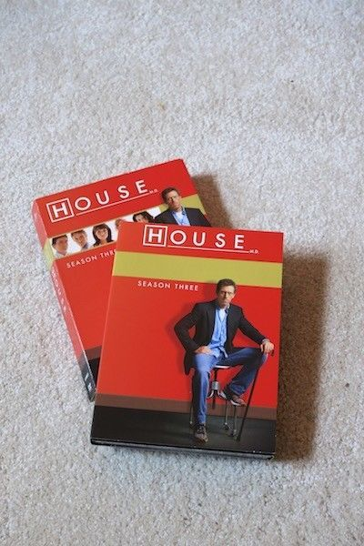 House - The Complete Third Season [ 5 DVDs]