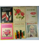 Lot of 6 Vintage Old Fashioned All Organ Paper Back Music Books - $40.00