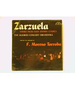 F MORENO TORROBA ZARZUELA LP VG ABC 292 VINYL - RARE - FREE SHIPPING!! - $11.30