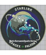 NASA Space X F9 Falcon 9 Starlink Demo-2 Hurley Behken Mission To Space ... - $14.99