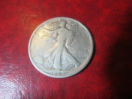 1927-S Walking Liberty Half Dollar - $23.75