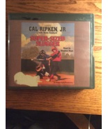 Super sized Slugger Cal Ripken jr book on CD 4 discs childrens baseball ... - $8.95