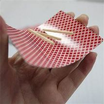 Toothpick Match On Trick Fashion Close-Up Magic Incredible Floating Card - 1 Set image 3