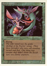 Magic: The Gathering 3rd Edition - Scryb Sprites - $0.25