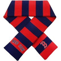 """MLB Boston Red Sox 2015 Rugby Scarf 64"""" by 7"""" by Forever Collectibles - $25.95"""
