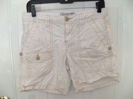 Ralph Lauren Polo J EAN S Light Tan Shorts Size 2 Women's Euc - $37.99