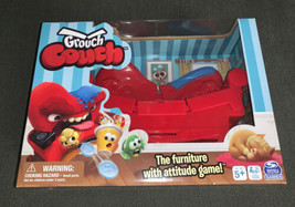 Grouch Couch Furniture with Attitude Game for Families and Kids Ages 5 a... - $34.65