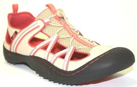 Women's Shoes Jambu Adventure On Myrtle Outside Adventure Sandals Sand Coral - $44.99