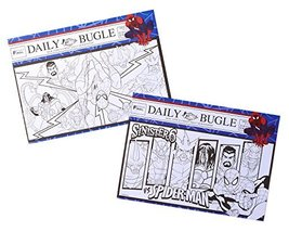 American Greetings Spider-Man Coloring Placemats, 24 Count, Party Supplies - $8.49